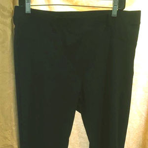 Simply Styled Navy Blue Jeggings, L/G